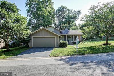 Gaithersburg Single Family Home For Sale: 10619 Wayridge Drive