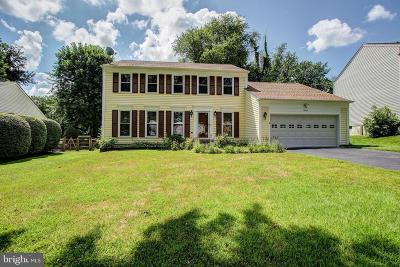 Derwood Single Family Home For Sale: 17105 Amity Drive