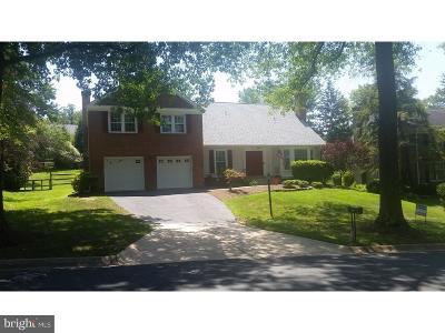 Potomac Single Family Home For Sale: 12417 Over Ridge Road