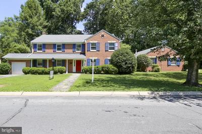 Montgomery County Single Family Home For Sale: 4105 Culver Street