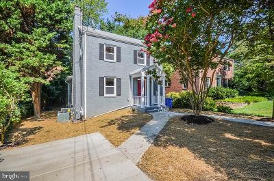 Silver Spring Single Family Home For Sale: 9318 Wire Avenue