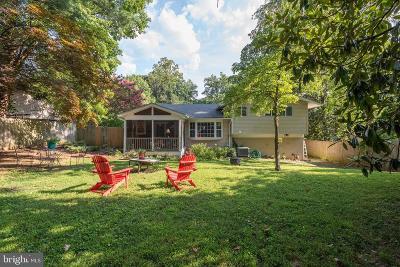Silver Spring Single Family Home For Sale: 902 Burnt Crest Lane