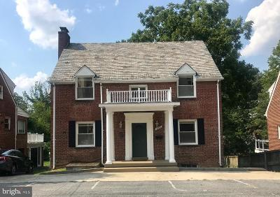 Chevy Chase Rental For Rent: 4225 East West Highway