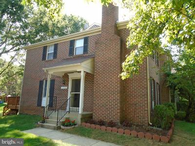 North Potomac Townhouse For Sale: 15730 Ambiance Drive