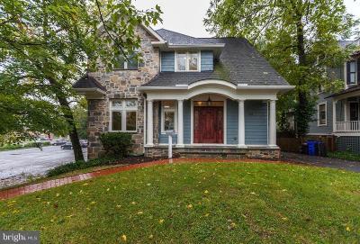 Kensington Single Family Home For Sale: 3906 Prospect Street