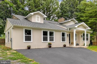 Gaithersburg Single Family Home For Sale: 17616 Garrett Drive