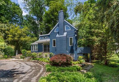 Bethesda Single Family Home For Sale: 6217 Winston Drive