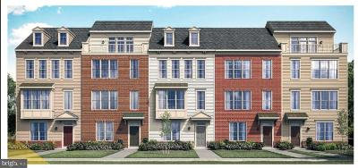 Silver Spring Townhouse For Sale: 121 Klee Alley