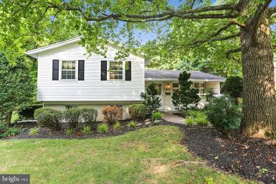 Gaithersburg Single Family Home For Sale: 505 Woodland Road