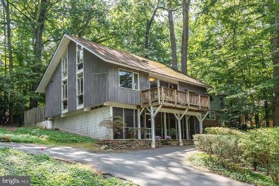Bethesda Single Family Home For Sale: 6526 Walhonding Road