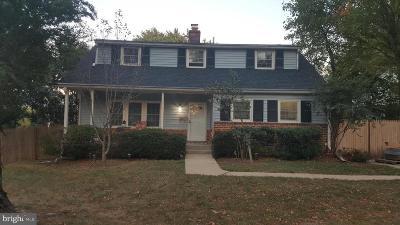 Bethesda Single Family Home For Sale: 6216 Stoneham Road
