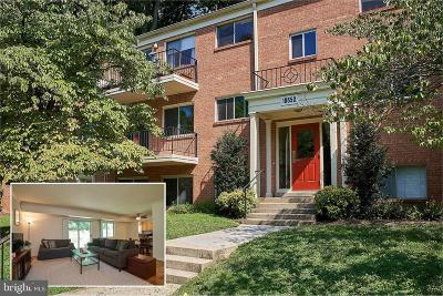 Bethesda MD Condo For Sale: $285,000