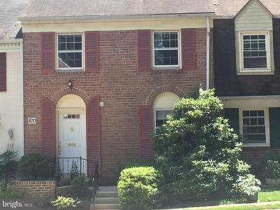 Townhouse For Sale: 870 Azalea Drive #21