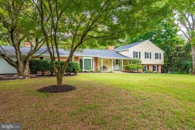 Montgomery County Single Family Home For Sale: 13120 Chestnut Oak Drive