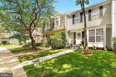 Montgomery County Townhouse For Sale: 7927 Capricorn Terrace