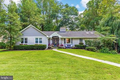Rockville Single Family Home For Sale: 4424 Great Oak Road