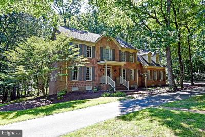 Gaithersburg Single Family Home For Sale: 7912 Brethren Drive