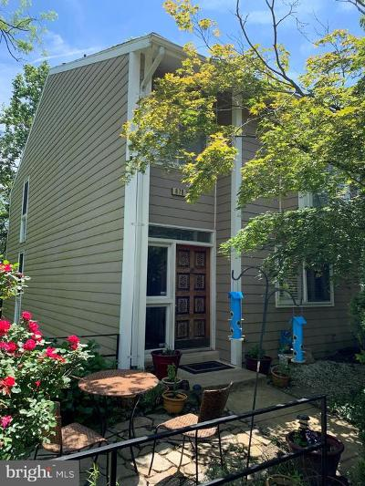 Montgomery County Townhouse For Sale: 878 New Mark Esplanade