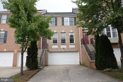 Montgomery County Townhouse For Sale: 14102 Calabash Lane