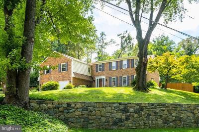Kensington Single Family Home For Sale: 9701 Hill Street