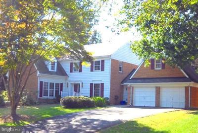 Washington County, Prince Georges County, Montgomery County Rental For Rent: 8221 W Buckspark Lane W