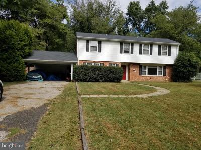 Silver Spring Single Family Home For Sale: 600 Blick Drive