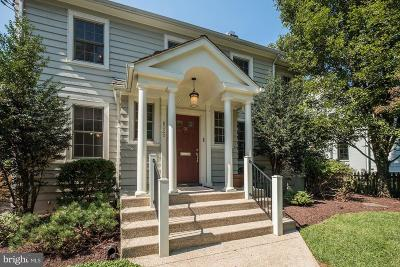 Bethesda Single Family Home For Sale: 8020 Park Lane