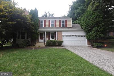 Silver Spring Single Family Home For Sale: 13501 Winding Trail Court