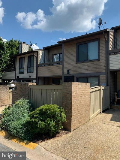 Gaithersburg MD Townhouse For Sale: $225,000