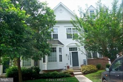 Germantown Townhouse For Sale: 13746 Harvest Glen Way