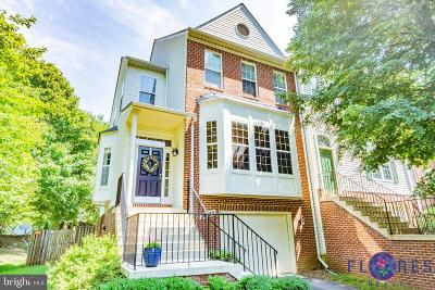 Gaithersburg Townhouse For Sale: 20323 Battery Bend Place