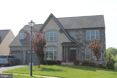 Single Family Home For Sale: 13911 Dairy Farm Drive