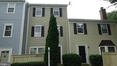 Germantown Condo For Sale: 11467 Appledowre Way #7