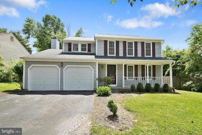 Single Family Home For Sale: 8316 Emory Grove Road