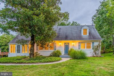 Silver Spring Single Family Home For Sale: 13300 Sherwood Forest Drive