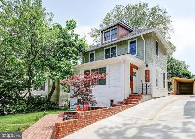 Single Family Home For Sale: 7509 Carroll Avenue