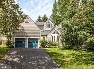 Cabin John Single Family Home For Sale: 7809 Tomlinson Avenue