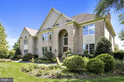 Gaithersburg Single Family Home For Sale: 21129 Golf Estates Drive