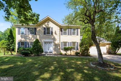 Potomac Single Family Home For Sale: 11204 Broad Green Drive
