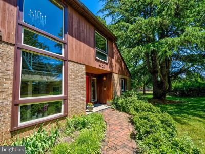 Burtonsville Single Family Home For Sale: 4400 Dustin Road