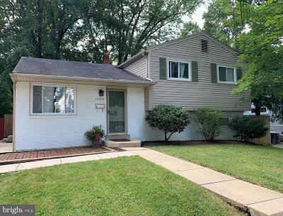 Kensington Single Family Home For Sale: 11102 Lund Place