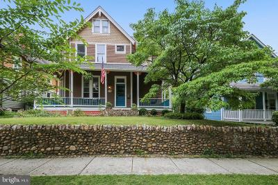Single Family Home For Sale: 7308 Baltimore Avenue