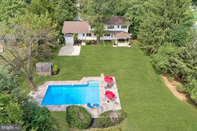 Single Family Home For Sale: 13505 Glen Mill Road