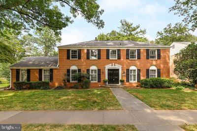 Single Family Home For Sale: 1315 Fallsmead Way