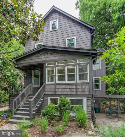Single Family Home For Sale: 332 Lincoln Avenue