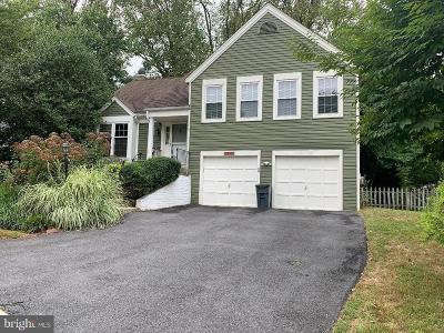 Silver Spring MD Single Family Home For Sale: $415,000