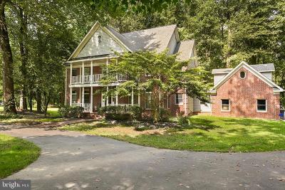 Brookeville Single Family Home For Sale: 313 Haviland Mill Road