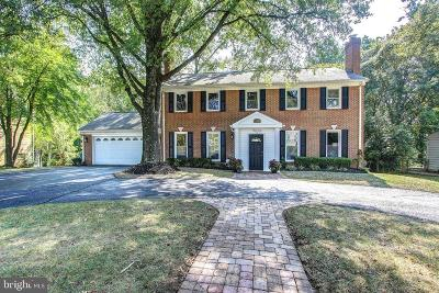 Potomac Single Family Home For Sale: 11601 Falls Road