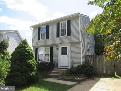 Gaithersburg MD Single Family Home For Sale: $309,900