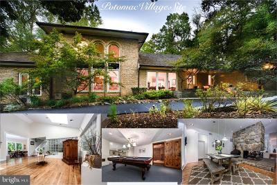 Potomac Single Family Home For Sale: 9612 Halter Court